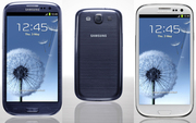 Samsung Galaxy S3 arrives: Giant screen and Siri slaying skills
