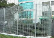 Grating Fence