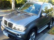 2003 Bmw X5 2004 BMW X5 Sports E53 4WD,  Automatic / Steptronic