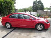 2009 honda Honda Civic VTi (2009) 4D Sedan Manual (1.8L - Mul