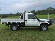 Toyota 2005 Toyota Landcruiser (4x4) (2005) Ute 5 SP Manual 4x
