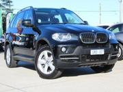 Bmw X5 2007 BMW X5 E70 3.0D Executive Black Automatic 6sp