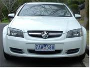 Holden Commodore 76700 miles