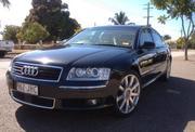 audi a8 2005 Audi A8 L LWB Auto quattro