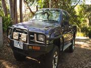 1999 Toyota Hilux 1999 Toyota Hilux Manual 4x4