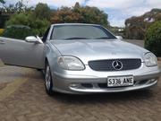 Mercedes-benz 2001 2001 Mercedes-Benz SLK320 Auto