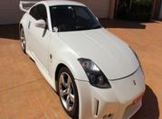 2003 nissan 2003 Nissan 350Z Touring Z33 Manual