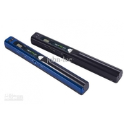 A4 Document Handheld Scanner Support Offline Scan +8GB Memory Card