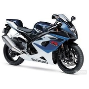 2006 SUZUKI GSXR1000K6 BLUE RED & SILVER AVAILAB
