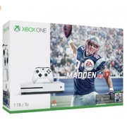 Xbox One S 1TB Console - Madden NFL 17 Bundle nbnbn