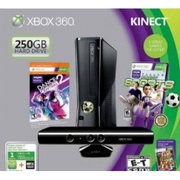 Xbox 360 250GB with Kinect Holiday Value Bundle 6666