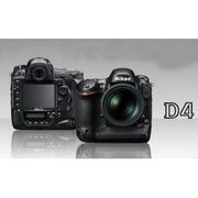 nikon d4 digital camera