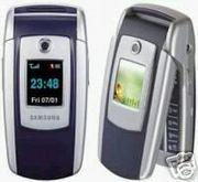 Samsung SHG-E700 flip